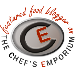 Chef's Emporium Featured Blogger